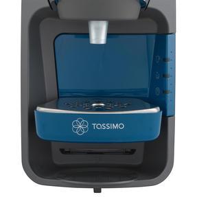 Bosch Tassimo TAS3205GB 0.8L Suny Coffee Machine,1300 W, Blue Thumbnail 2