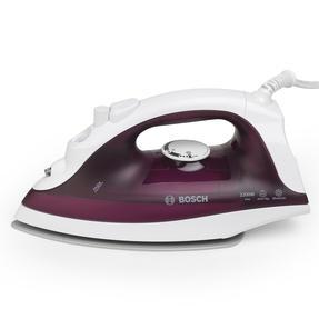 Bosch TDA2329GB Steam Iron, 2200 W, Berry