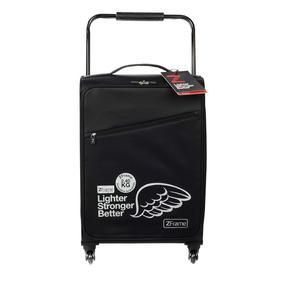 Zframe SH222837BLK22SAMIL Super Lightweight Suitcase, 22?, 10 Year Warranty, Black