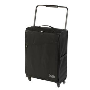 Zframe SH222837BLK22SAMIL Super Lightweight Suitcase, 22?, 10 Year Warranty, Black Thumbnail 2