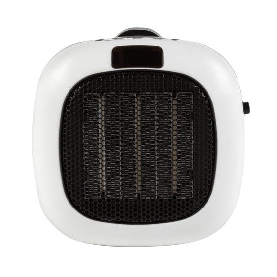 Beldray EH3214 Handy Plug In Heater with LED Display, 700 W