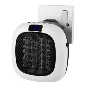Beldray EH3214 Handy Plug In Heater with LED Display, 700 W Thumbnail 2