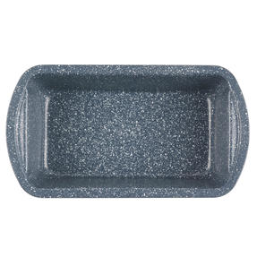 Russell Hobbs RH00996EU Nightfall Stone Loaf Pan, 28 cm, Blue Marble Thumbnail 2