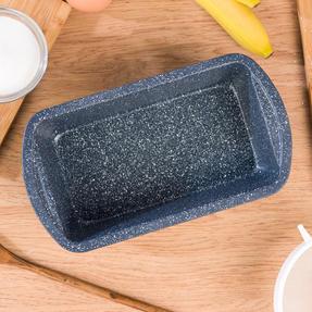 Russell Hobbs RH00996EU Nightfall Stone Loaf Pan, 28 cm, Blue Marble Thumbnail 4