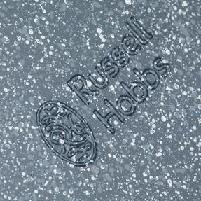 Russell Hobbs RH00998EU Nightfall Stone Baking Tray, 38 cm, Blue Marble Thumbnail 6