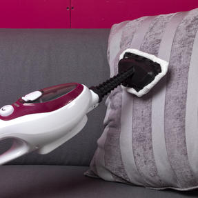 Kleeneze KL0598PLUM-B 12 in 1 1500 W Multipurpose Steam Cleaner, Plum Thumbnail 10