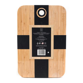 Sambonet COMBO-5867 Bamboo Dual-Use Chopping Board with Hanging Hook, 36 cm x 24 cm, Set of 6 Thumbnail 9