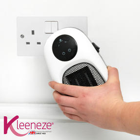Kleeneze COMBO-5873 Handy Plug In Personal Space Heater, 500 W, Set of 2 Thumbnail 2