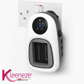 Kleeneze COMBO-5873 Handy Plug In Personal Space Heater, 500 W, Set of 2 Thumbnail 3