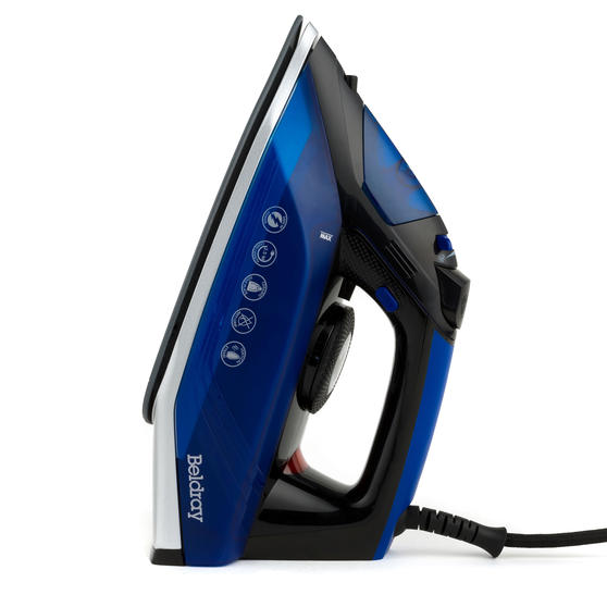 Beldray Easy-Fill Iron with 200ml Water Tank, 2400 W, 2.5 Power Cord Thumbnail 1