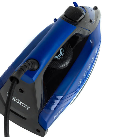 Beldray Easy-Fill Iron with 200ml Water Tank, 2400 W, 2.5 Power Cord Thumbnail 8