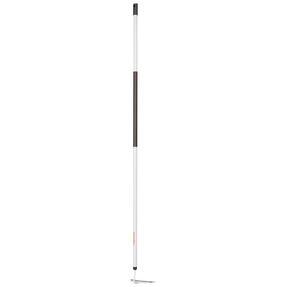 Fiskars COMBO-5834 Light Hoe with Steel Head and Aluminium Handle, Black/White, Set Of 3 Thumbnail 2
