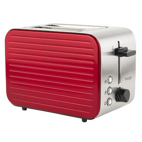 Prestige 46121 Pearlescent 2-Slice Toaster with High Lift and Auto Pop-Up, Red Thumbnail 2