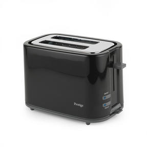 Prestige 55844 Eco 2-Slice Toaster with High Lift and Auto Pop-Up, Black Thumbnail 2
