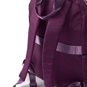 Constellation LG00608PURPLETEMIL The Signature Ladies Back Pack with Multiple Inner Storage Sections, Purple Thumbnail 5