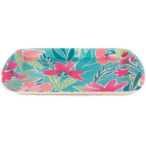 Cambridge CM06890 Evie Large Reusable Rectangular Tray, 40 cm | Perfect for Serving Drinks at Parties Thumbnail 2
