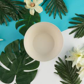 Cambridge CM07000 Reusable BPA Free Dinnerware Large Serving Bowl, St Tropez Thumbnail 3