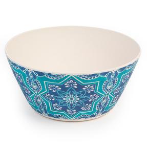 Cambridge CM07004 Reusable BPA Free Dinnerware Bowls, Set of 4, St Tropez  Thumbnail 6