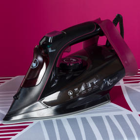 Kleeneze KL0948 Steam Iron, 3000 W, Black Thumbnail 2