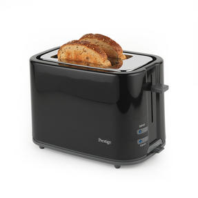 Prestige COMBO-5909 Eco 1.7 Litre Kettle and 2-Slice Toaster with High-Lift/Auto Pop-Up, Black Thumbnail 4