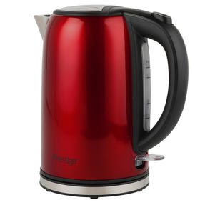 Prestige COMBO-5910 Pearlescent Cordless Kettle and 2-Slice Toaster Set, Red Thumbnail 7