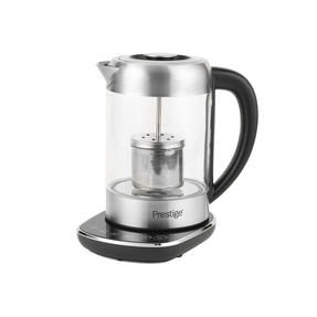 Prestige COMBO-5911 2-in-1 Glass Kettle with Digital Base and 2-Slice Toaster with High-Lift Function Thumbnail 3