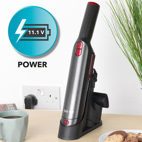 Beldray BEL0944RD Revo Cordless Handheld Vacuum Cleaner,11.1 V, Red Thumbnail 2