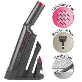 Beldray BEL0944RD Revo Cordless Handheld Vacuum Cleaner,11.1 V, Red Thumbnail 7