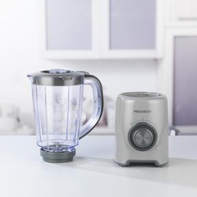 Progress EK3627PGRY Jug Blender with Plastic Jug, 2 Speed Settings and Pulse Function, 1.5 L, 450 W, Grey  Thumbnail 4