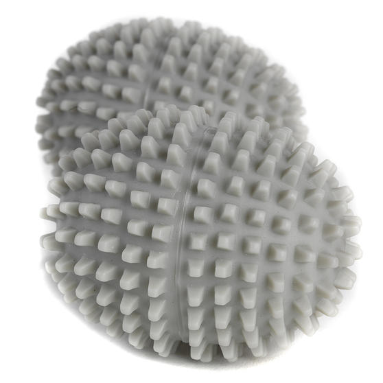 Kleeneze® KL066077EU Tumble Dryer Balls, 2 Pack , Grey