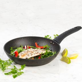Salter® COMBO-5905 Megastone Gold Non-Stick Frying Pan and Wok Set, 24/28/30 cm, 3 Piece Thumbnail 7