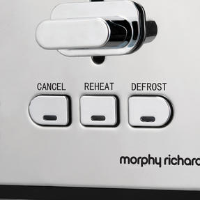 Morphy Richards 222056 Equip 2-Slice Toaster with Cord Storage, Red Thumbnail 2