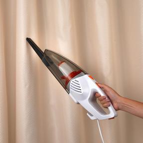 Beldray BEL0645FSFOB 2 in 1 Multifunctional Vacuum Cleaner, White/Orange Thumbnail 4