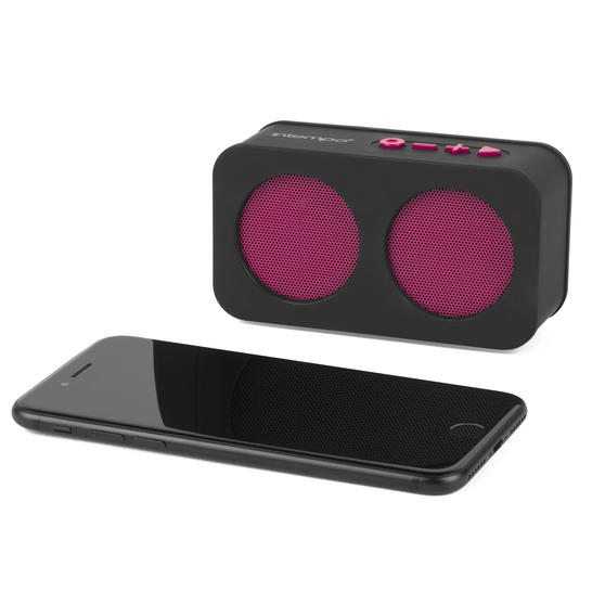 Intempo® EE4835BRYTES Harmony Bluetooth Speaker, Berry