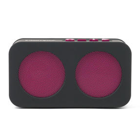 Intempo® EE4835BRYTES Harmony Bluetooth Speaker, Berry Thumbnail 2