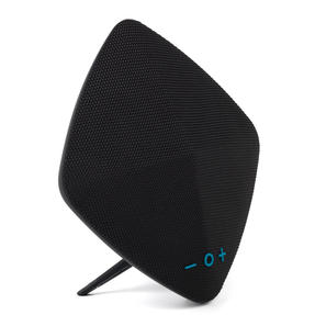 Intempo® EE2876BLKTES Encore Diamond Fabric Speaker