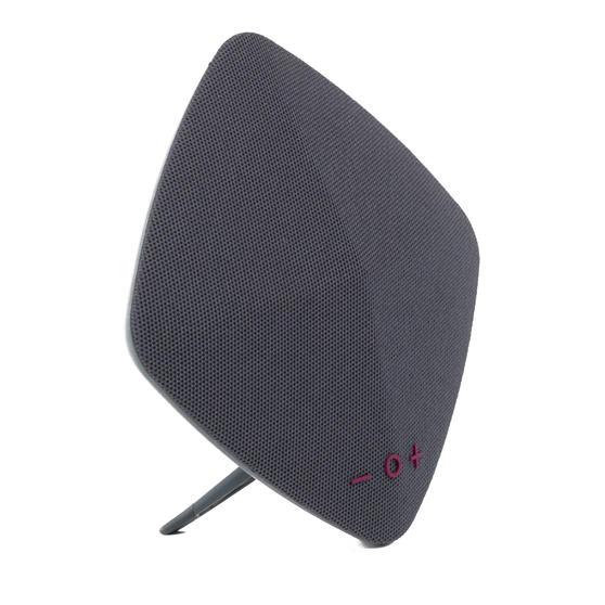Intempo® EE2876GRYTES Encore Diamond Fabric Speaker