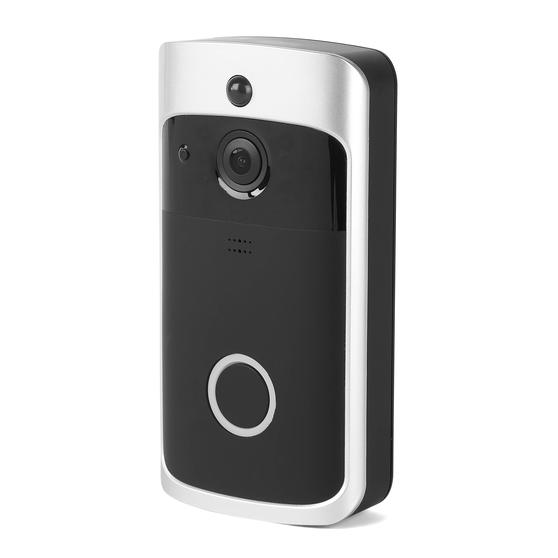 Intempo® EE5018STKEU Smart 1080 P Doorbell Camera