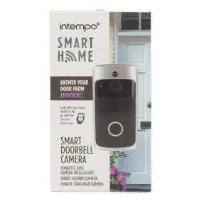 Intempo® EE5018STKEU Smart 1080 P Doorbell Camera Thumbnail 6