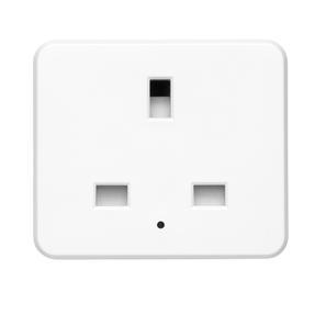 Intempo® EE5010EHTSTKEU Home UK 3 - Pin Smart Plug, White Thumbnail 5