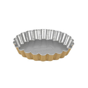 Berndes P501431 Non Stick Tartlet Tins, Set of 4, 12.5 cm Thumbnail 3