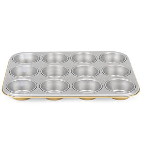 Berndes P501438IT Non-Stick 12 Cup Muffin Tray, 36 cm Thumbnail 2