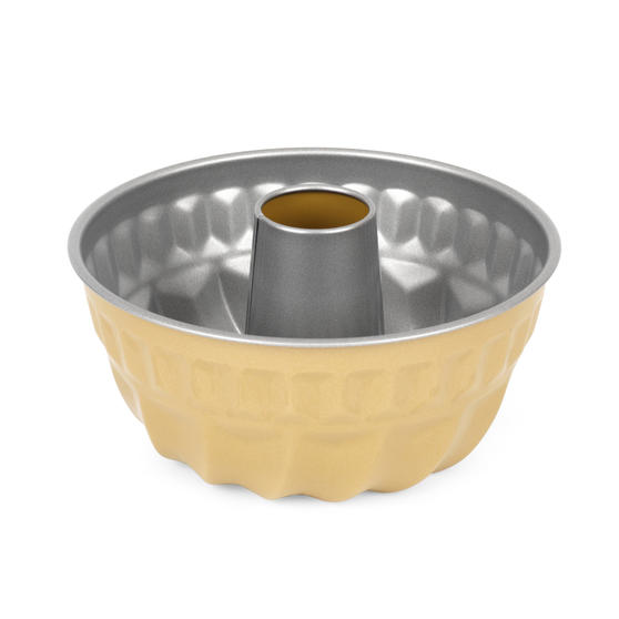 Berndes P502040IT Non Stick Bundt Form Pan with Kugelhupf Shape Mould, 23cm