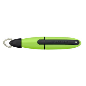 Sheaffer E1924751 Ion Rollerball Pen with Ring Attachment | Lime Green | Black Ink | Attaches to Lanyards, Belts, Key-Rings and More