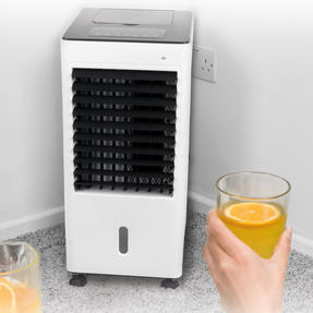 Beldray® EH3234 4 in 1 Multifunctional Air Cooler and Heater | Heats, Cools, Purifies & Humidifies | 3 Fan Settings, Swing Function, Air Purifier | 6 L | 65/2000 W Thumbnail 5