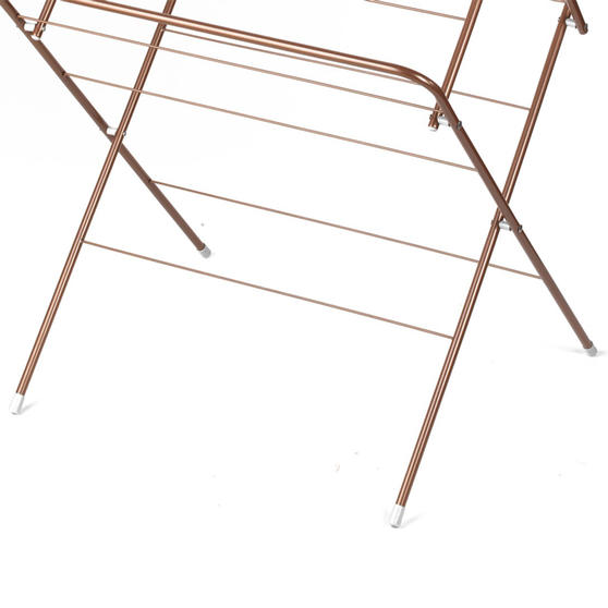 Beldray® Elegant Clothes Airer   15 Metre Drying Space   Rose Gold Thumbnail 3