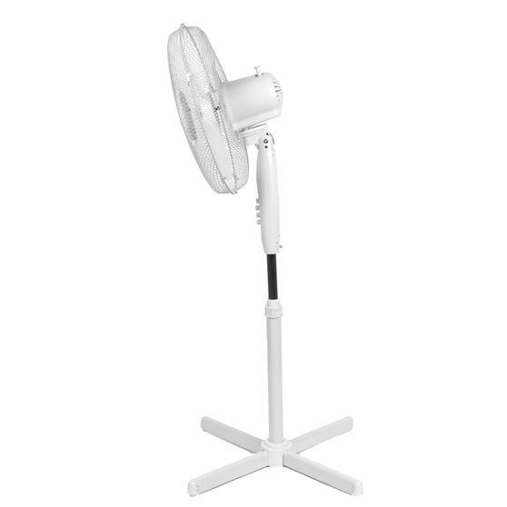 Beldray® 16 Inch Pedestal Fan | Oscillating Head | 3 Speeds | 125 cm | White Thumbnail 7