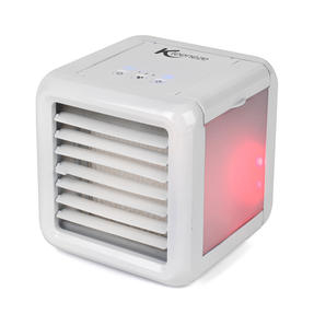 Kleeneze® KL3139V2 Ice Cube Plus Personal Space Table Top Air Cooler, 600ml, 7 W, White Thumbnail 2