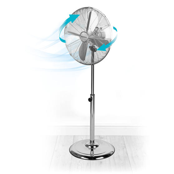 "Beldray® 16"" Pedestal Fan with Adjustable Height 