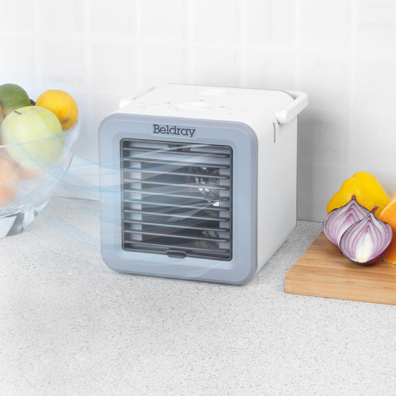 Beldray® Climate Cube   Portable Climate Controller with Heating and Cooling Functions   500/5 W Thumbnail 2